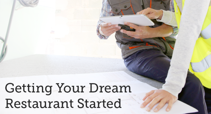 Getting Your Dream Restaurant Started