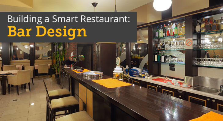 Building a Smart Restaurant: Bar Design